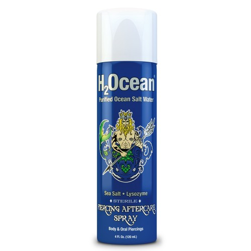 "H2OCEAN ""Piercing Spray Aftercare"""