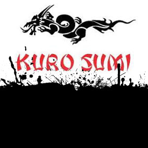 Kuro Sumi Japanese Ink